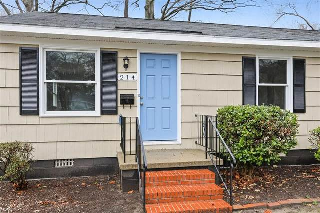 214 Collins Dr, Newport News, VA 23601 (#10367086) :: Berkshire Hathaway HomeServices Towne Realty