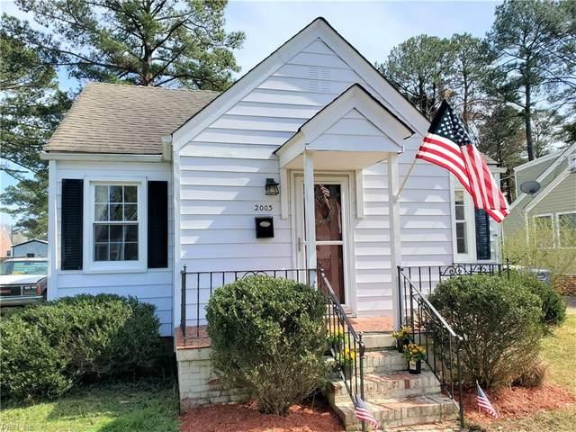 2003 Colorado Ave, Portsmouth, VA 23701 (#10367094) :: Abbitt Realty Co.