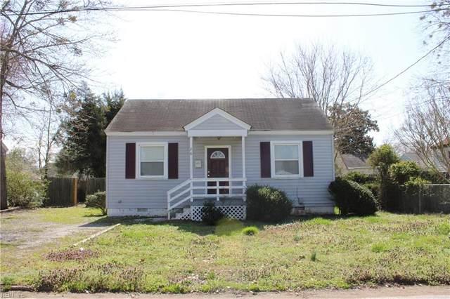 26 E Gilbert St, Hampton, VA 23669 (#10367096) :: Crescas Real Estate