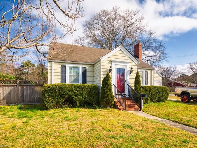 114 Wyoming Ave, Portsmouth, VA 23701 (#10367109) :: Berkshire Hathaway HomeServices Towne Realty