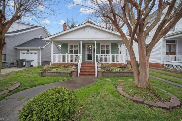 114 S Curry St, Hampton, VA 23663 (#10367120) :: Atkinson Realty