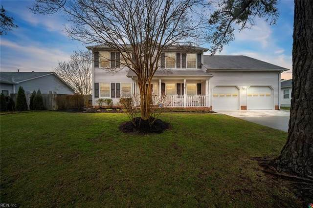 781 Daimler Dr, Virginia Beach, VA 23454 (#10367127) :: Abbitt Realty Co.