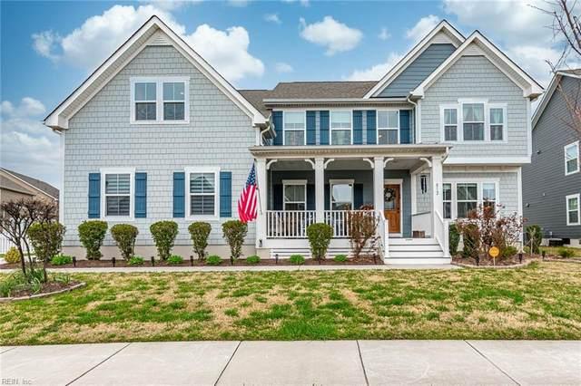 812 Canoe St, Chesapeake, VA 23323 (#10367157) :: Berkshire Hathaway HomeServices Towne Realty