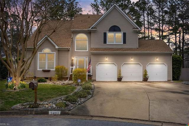 2401 Locust Grove Ln, Virginia Beach, VA 23456 (#10367160) :: Berkshire Hathaway HomeServices Towne Realty