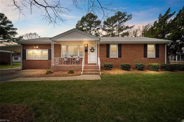 603 Hoffman Ave, Chesapeake, VA 23325 (MLS #10367170) :: AtCoastal Realty