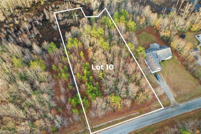 Lot 10 Creekside Ln, Southampton County, VA 23837 (MLS #10367189) :: AtCoastal Realty