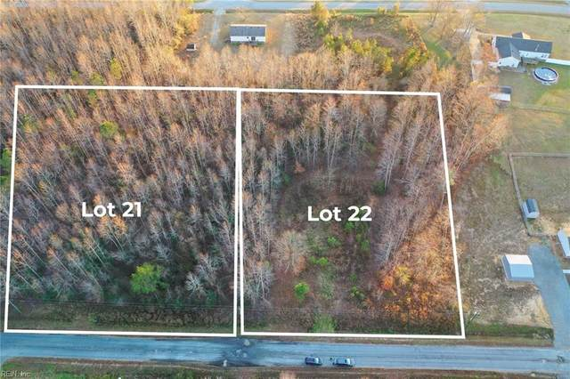 Lot 22 Creekside Ln, Southampton County, VA 23837 (MLS #10367190) :: AtCoastal Realty