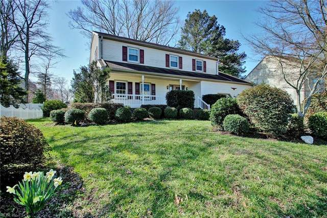 48 Chowning Dr, Hampton, VA 23669 (#10367207) :: The Bell Tower Real Estate Team