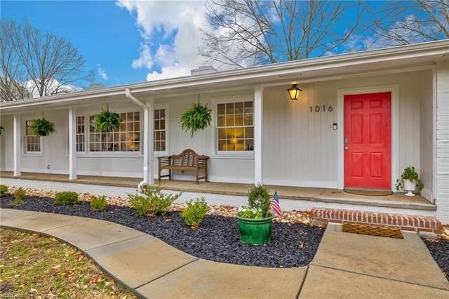 1016 Caton Dr, Virginia Beach, VA 23454 (#10367213) :: Berkshire Hathaway HomeServices Towne Realty