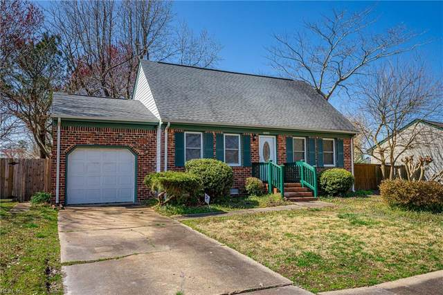 3228 Troy Ln, Chesapeake, VA 23323 (#10367328) :: Atkinson Realty