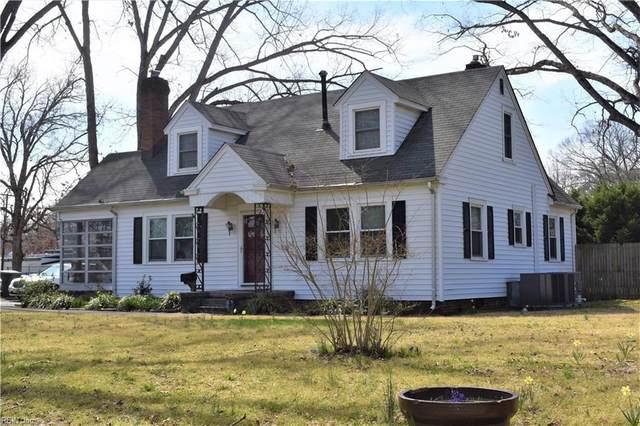 503 Hammond St, Newport News, VA 23601 (#10367332) :: Team L'Hoste Real Estate
