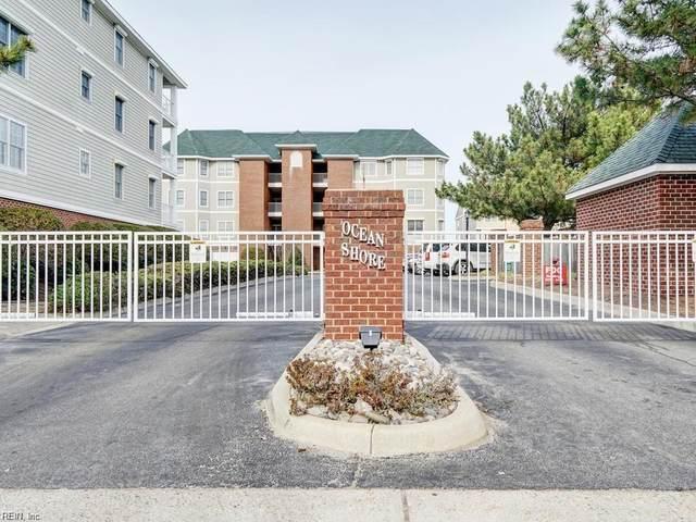 2417 Ocean Shore Cres #301, Virginia Beach, VA 23451 (#10367347) :: Team L'Hoste Real Estate