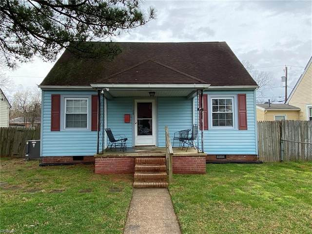 48 Henry St, Hampton, VA 23669 (#10367354) :: Crescas Real Estate