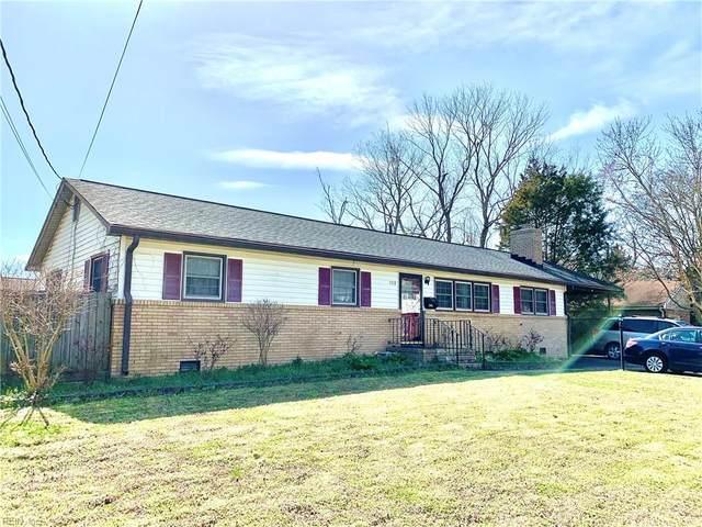 113 Raymond Dr, Hampton, VA 23666 (#10367366) :: Berkshire Hathaway HomeServices Towne Realty