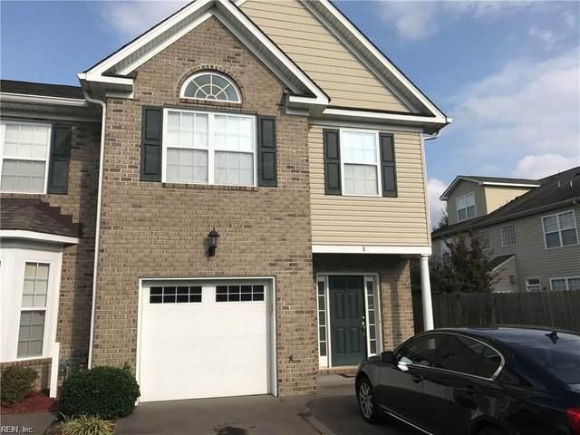 8 Rutland Dr, Hampton, VA 23666 (#10367375) :: Berkshire Hathaway HomeServices Towne Realty