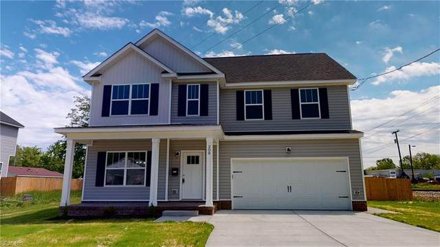 52 W Hygeia Ave, Hampton, VA 23663 (#10367385) :: Community Partner Group