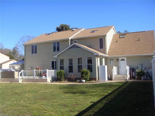 1 Kenilworth Dr, Hampton, VA 23666 (#10367388) :: The Bell Tower Real Estate Team