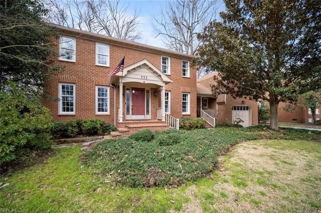 532 Wickwood Dr, Chesapeake, VA 23322 (#10367395) :: Berkshire Hathaway HomeServices Towne Realty