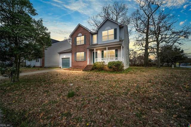 7819 Merrimac Ln, Newport News, VA 23605 (#10367413) :: Team L'Hoste Real Estate