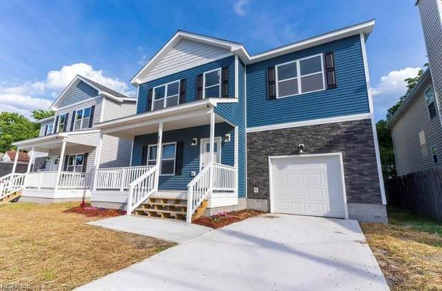 9553 5th Bay St, Norfolk, VA 23518 (#10367421) :: The Bell Tower Real Estate Team