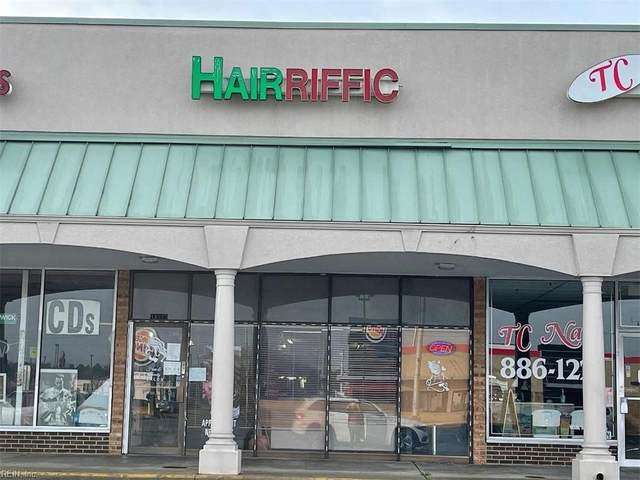 14335 Warwick Blvd, Newport News, VA 23602 (#10367427) :: Austin James Realty LLC