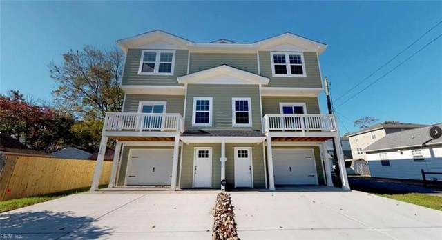 1308 Cypress Ave, Virginia Beach, VA 23451 (#10367430) :: The Bell Tower Real Estate Team
