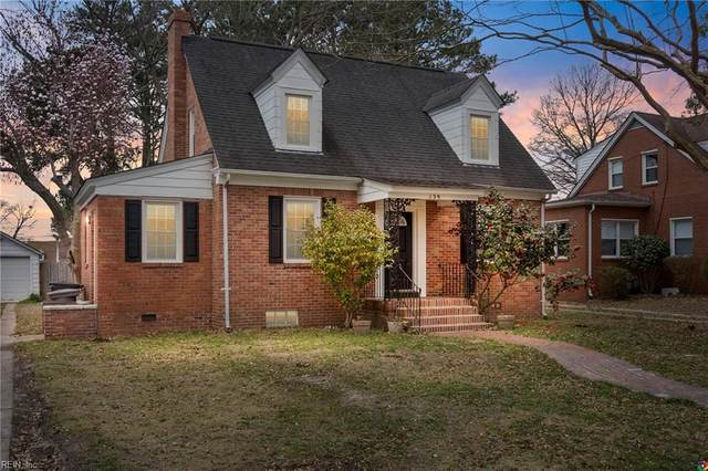 139 Hampton Roads Ave, Hampton, VA 23661 (#10367440) :: Crescas Real Estate
