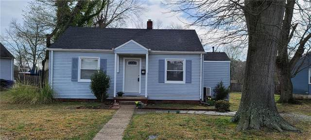 78 Bolling Rd, Portsmouth, VA 23701 (#10367459) :: Berkshire Hathaway HomeServices Towne Realty
