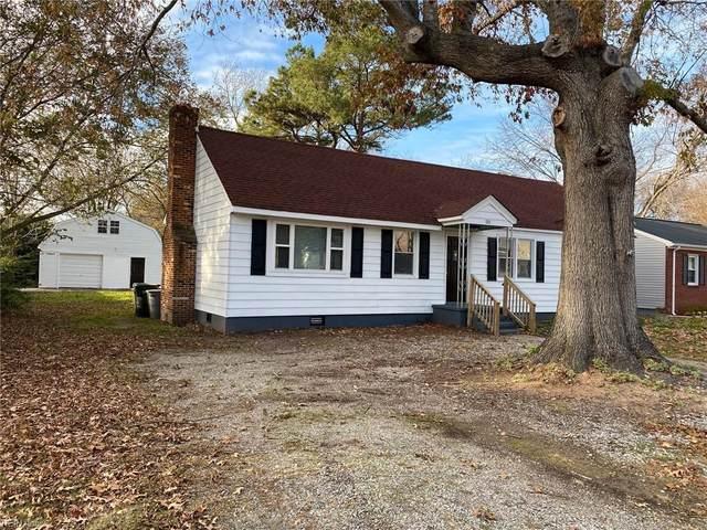 211 N Fifth St, Hampton, VA 23664 (#10367493) :: Berkshire Hathaway HomeServices Towne Realty