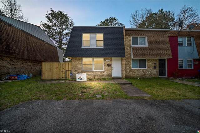 3701 Arthur Ave, Virginia Beach, VA 23452 (#10367507) :: Crescas Real Estate