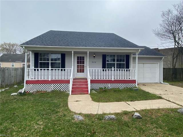 320 Glenrock Rd, Norfolk, VA 23502 (#10367508) :: Crescas Real Estate