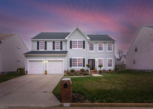 218 Woodburne Ln, Newport News, VA 23602 (#10367519) :: Crescas Real Estate