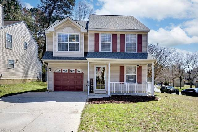 124 Raintree Way, James City County, VA 23188 (#10367526) :: Atkinson Realty
