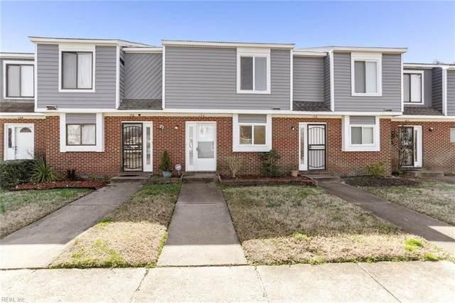 154 Eberly Ter, Hampton, VA 23669 (MLS #10367529) :: AtCoastal Realty