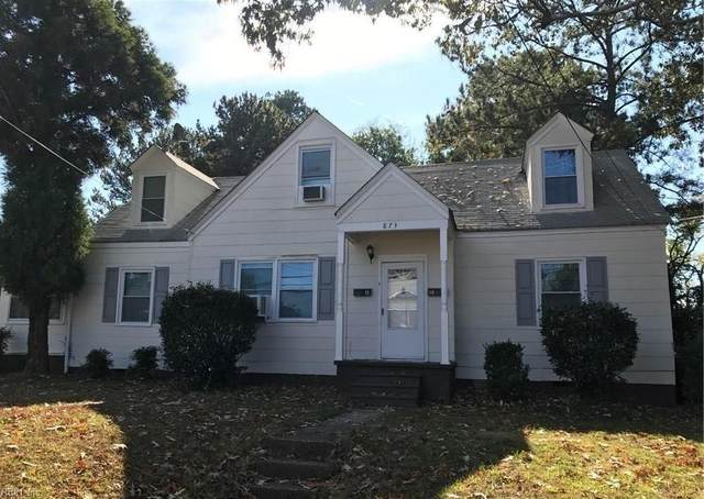 873 Norview Ave, Norfolk, VA 23513 (#10367531) :: Berkshire Hathaway HomeServices Towne Realty
