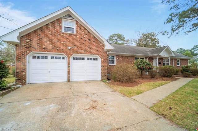 7410 Parkdale Dr, Norfolk, VA 23505 (#10367588) :: The Bell Tower Real Estate Team