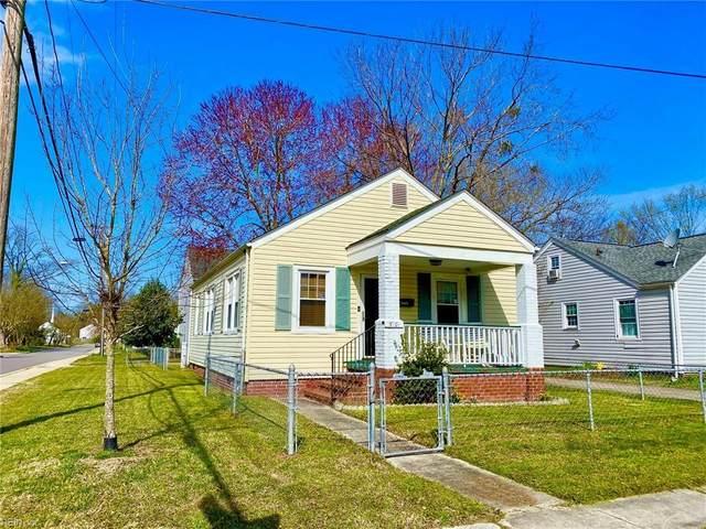 3101 Marne Ave, Norfolk, VA 23509 (#10368595) :: The Bell Tower Real Estate Team