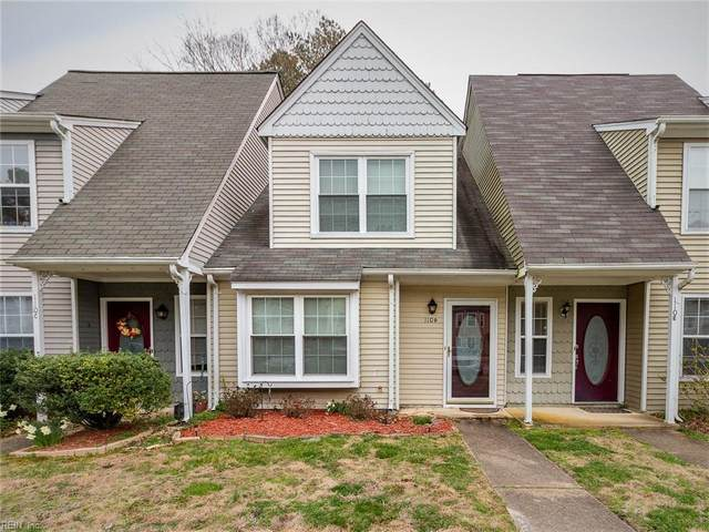 110 Heather Way D, York County, VA 23693 (#10368613) :: Kristie Weaver, REALTOR