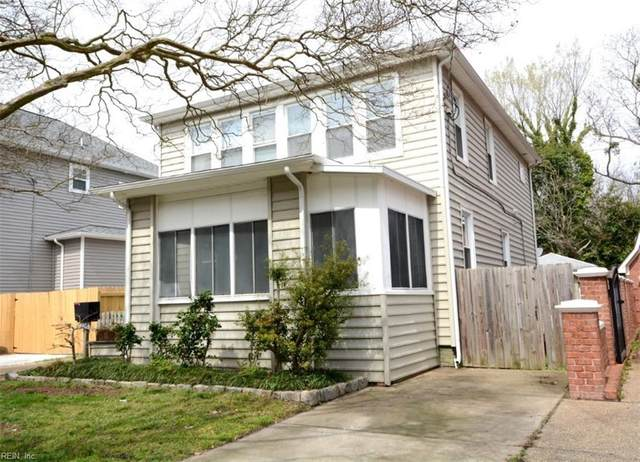 116 E 41st St, Norfolk, VA 23504 (#10368623) :: Team L'Hoste Real Estate