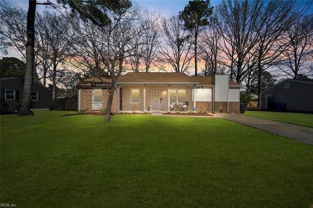 3709 Red Barn Rd, Portsmouth, VA 23703 (#10368628) :: Atlantic Sotheby's International Realty