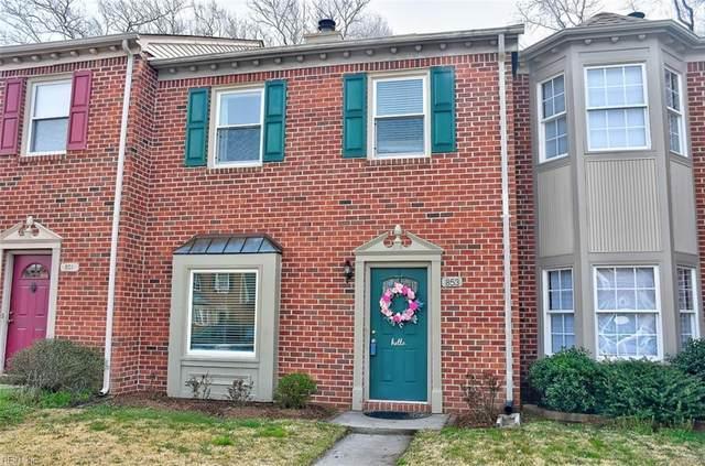 853 Creekside Cres, Chesapeake, VA 23320 (#10368631) :: Crescas Real Estate