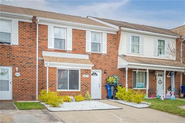 307 Stepney Ln, Virginia Beach, VA 23452 (#10368655) :: The Bell Tower Real Estate Team