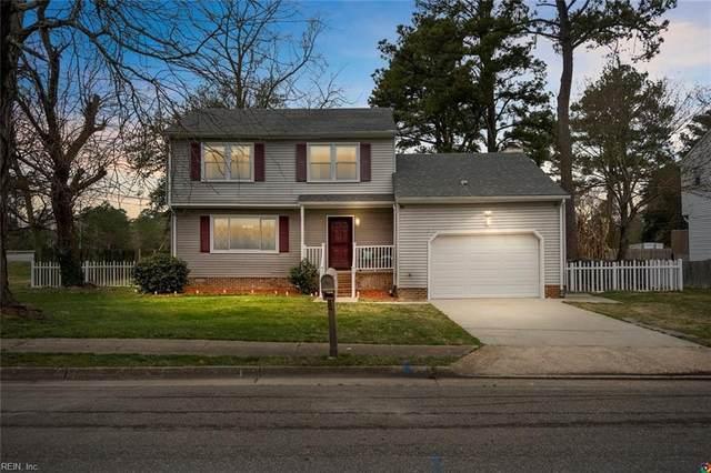 1 Kings Point Dr, Hampton, VA 23669 (#10368690) :: Berkshire Hathaway HomeServices Towne Realty