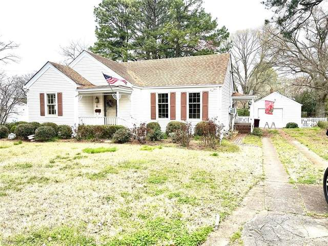 1209 Earle Ave, Chesapeake, VA 23324 (#10368698) :: Crescas Real Estate