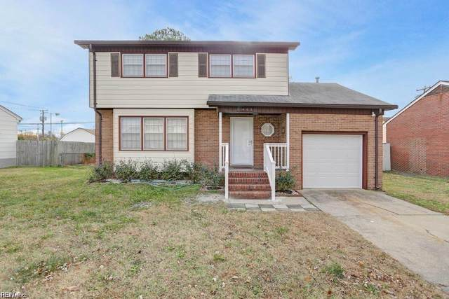 3405 Butternut Dr, Hampton, VA 23666 (#10368708) :: Berkshire Hathaway HomeServices Towne Realty