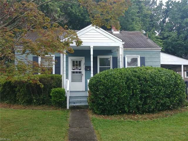 2717 Barclay Ave, Portsmouth, VA 23702 (#10368746) :: Berkshire Hathaway HomeServices Towne Realty