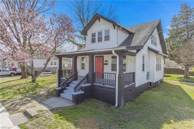2801 Kimball Ter, Norfolk, VA 23504 (#10368765) :: Berkshire Hathaway HomeServices Towne Realty