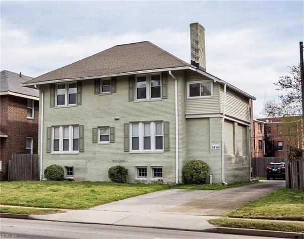 1610 Hampton Blvd, Norfolk, VA 23517 (#10368785) :: The Bell Tower Real Estate Team