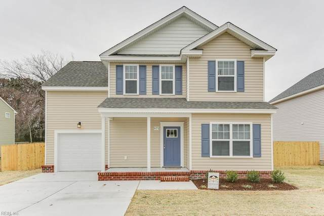 4104 2nd St, Chesapeake, VA 23324 (#10368786) :: Crescas Real Estate