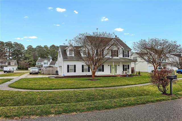 2024 Sarah's Cove Dr, Gloucester County, VA 23072 (#10368848) :: The Bell Tower Real Estate Team